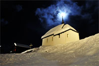 Bettmeralp by night