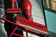Berner Fasnacht 2011: Ausgeschifft