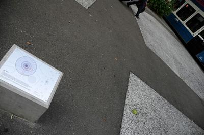 Transposition, 2013, Annaïk Lou Pitteloud; Tessinerplatz